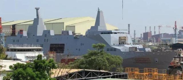 ドック型揚陸艦玉山級_9