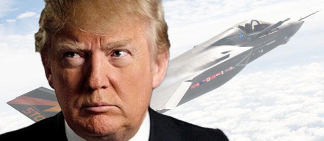 F-35_トランプ氏