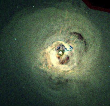 ペルセウス座銀河団