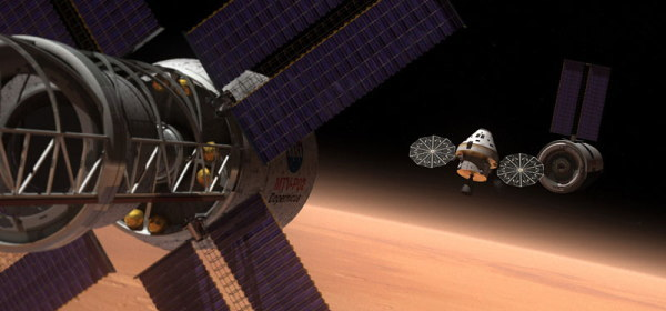 火星有人探査
