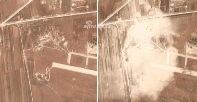 シリア空軍基地爆発_5