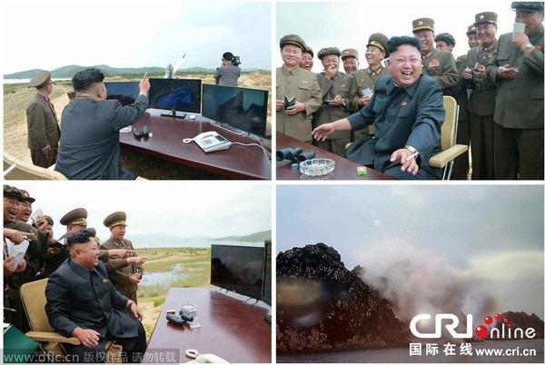 北朝鮮の短距離ロケット_2