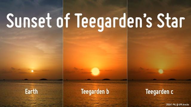ティーガーデン星系