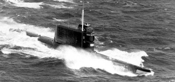 ゴルフ型潜水艦
