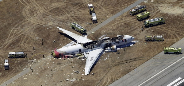 アシアナ航空機着陸失敗事故_1