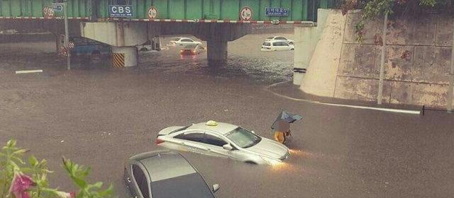 釜山の大雨_1