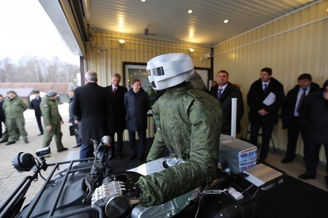 ロシアの戦闘ロボット_3