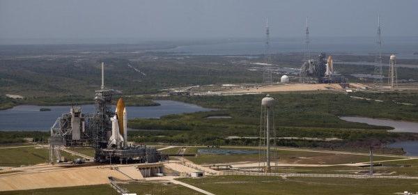 ケネディ宇宙センター第39複合発射施設