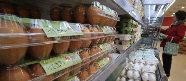 韓国 卵_