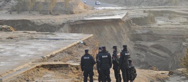 中国貯水池決壊_5