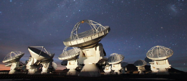 アルマ望遠鏡