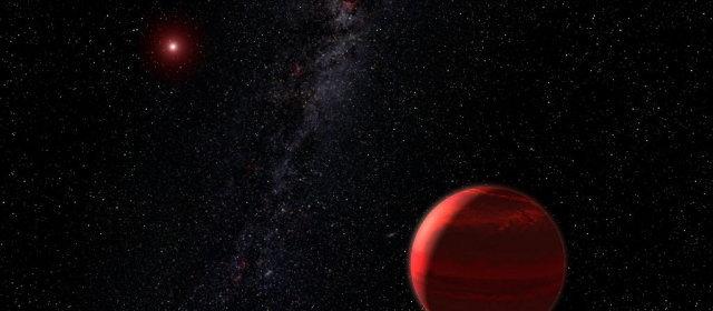 太陽系に近い恒星で地球型惑星発...