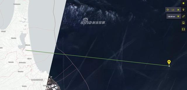 F-35A墜落 人工衛星_1