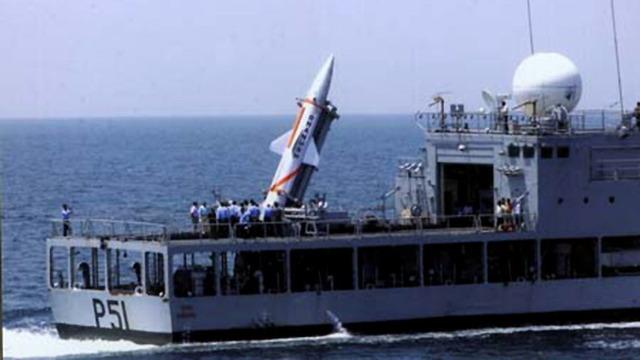 Dhanush missile_1