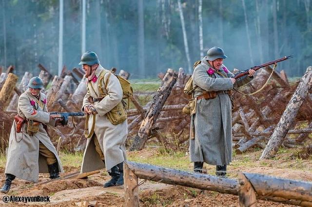 モスクワの戦い_再現イベント_11
