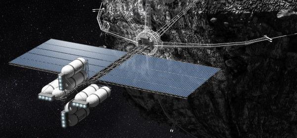 小惑星捕獲するDSi
