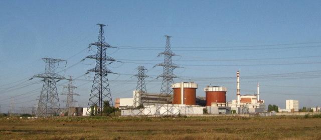 南ウクライナ原子力発電所