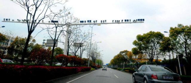 中国 監視カメラ
