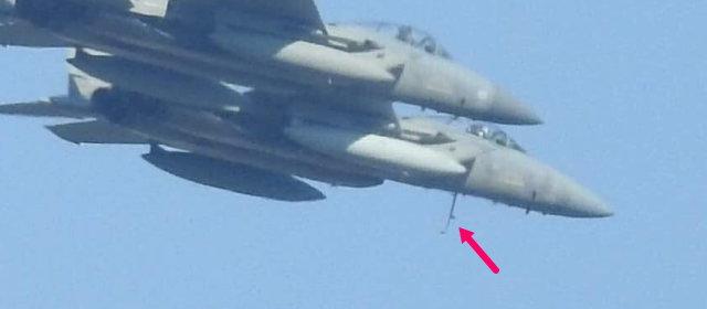 F-15 梯子