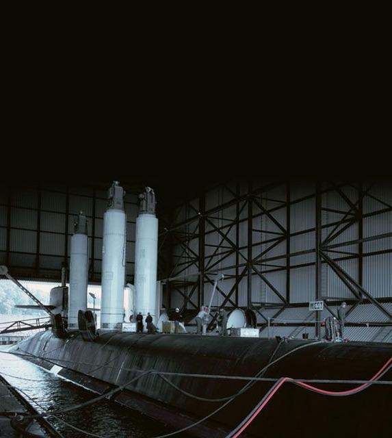 オハイオ級原子力潜水艦_トライデントII_2