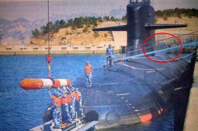 093B型原子力潜水艦_2