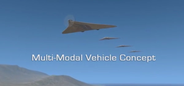 Multi-Modal Vehicle Concept