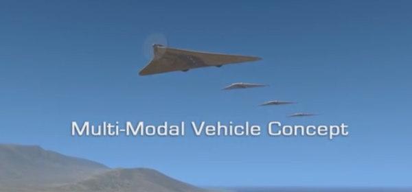 Multi-Modal Vehicle Concept