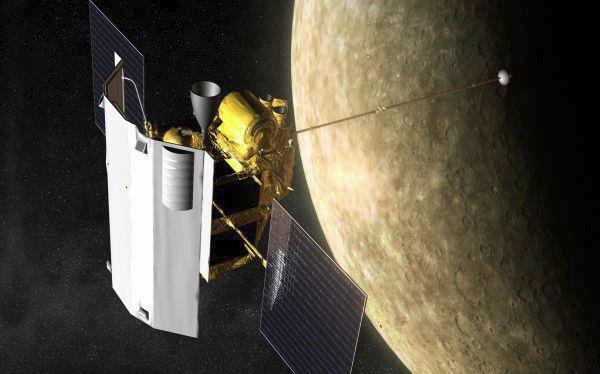 水星探査機 メッセンジャー