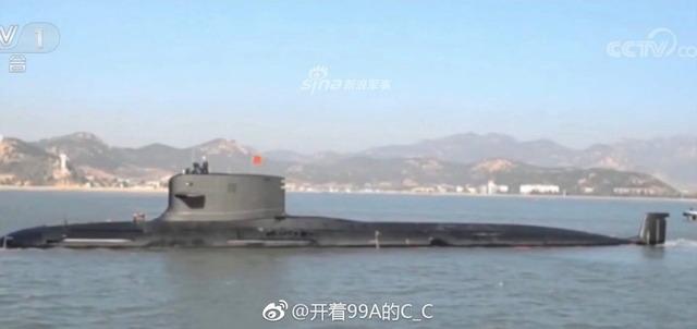 093B型原子力潜水艦_1