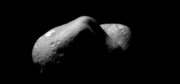 小惑星エロス