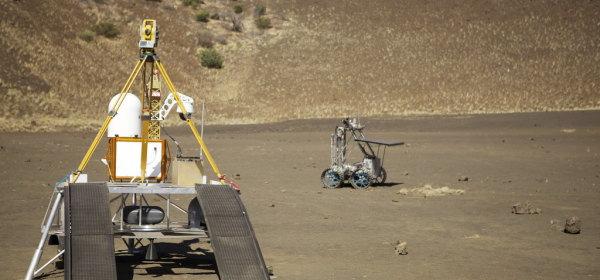 Artemis JR Rover