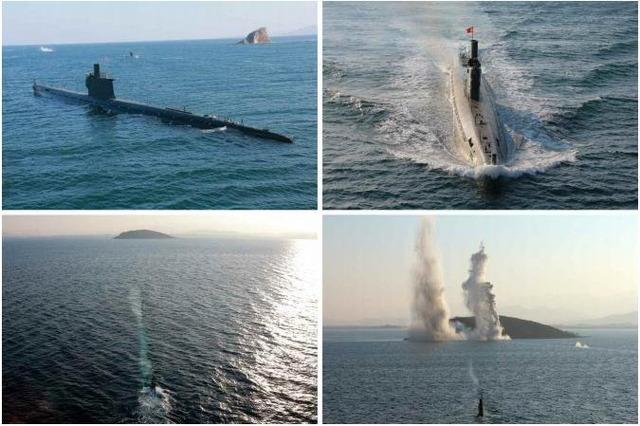 北朝鮮の軍事訓練_5