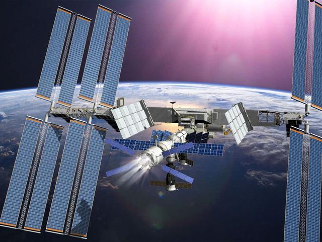 国際宇宙ステーション リブースト