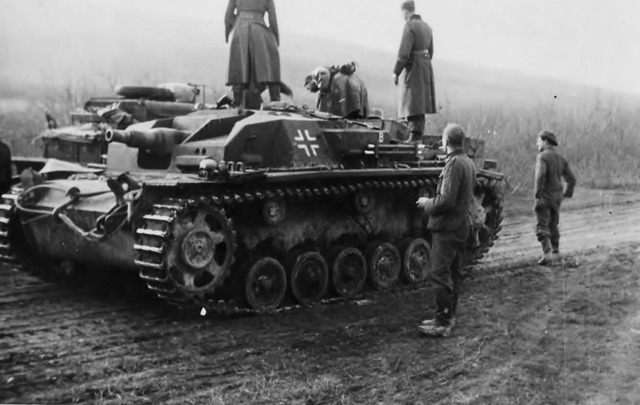 Sturmgeschutz III Ausf. A