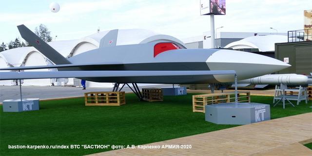 ロシア無人戦闘攻撃機『サンダー』_1