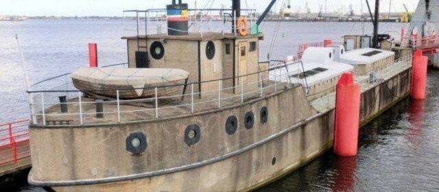 コンクリートの船2