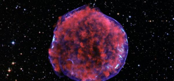 ティコ超新星爆発