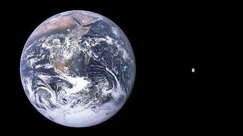 地球 ミマス サイズ