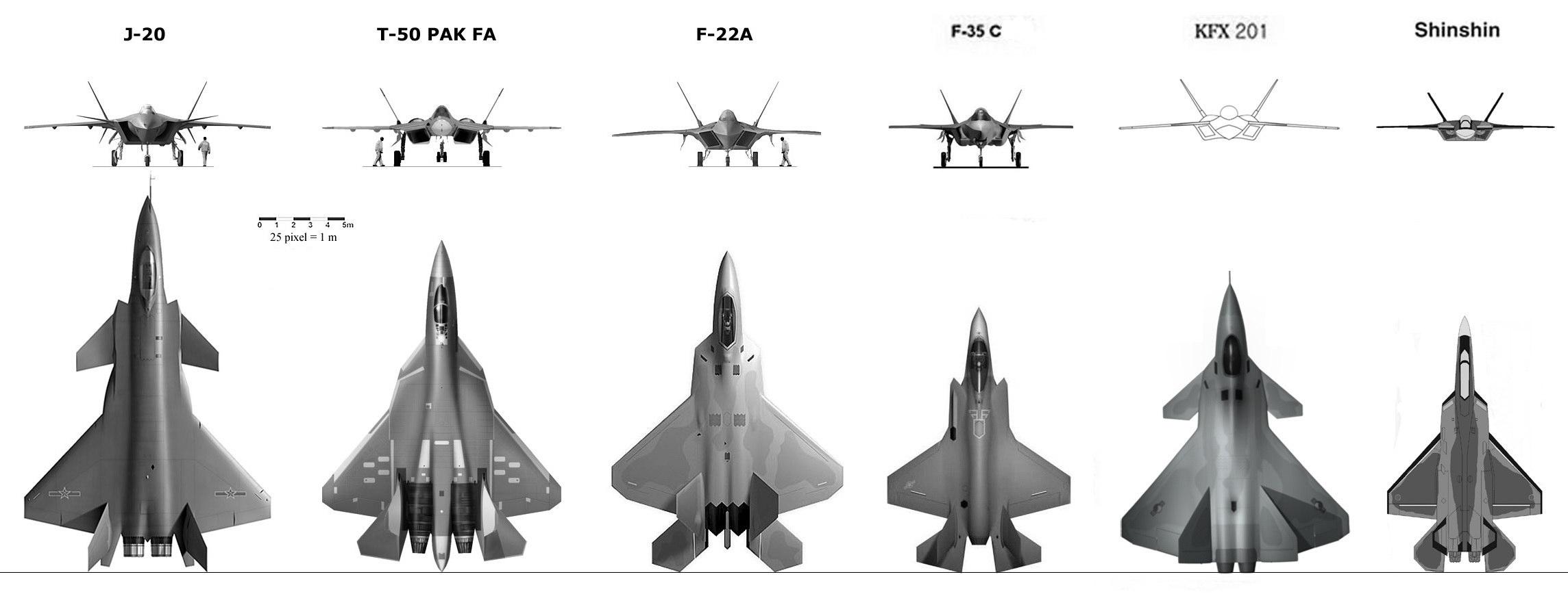 中国版ステルス機J-20、「いくつ...