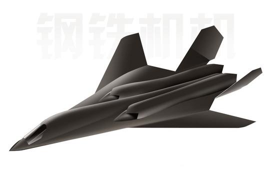 中国ステルス爆撃機