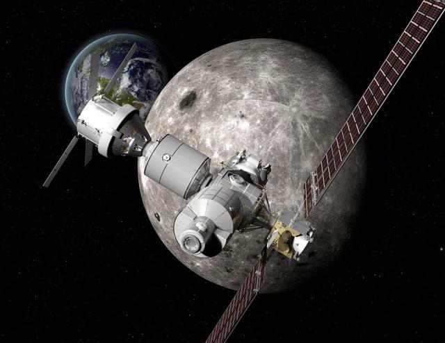 月軌道プラットフォームゲートウェイ (LOP-G)