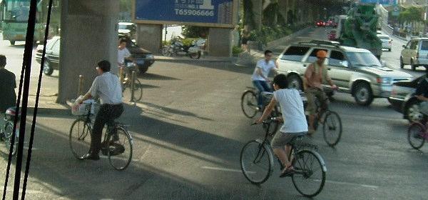 中国自転車