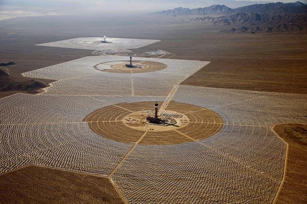 アイヴァンパ太陽熱発電所