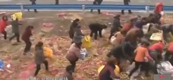 進撃の中国人