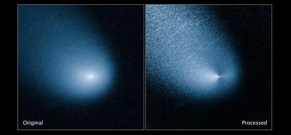 サイディング・スプリング彗星