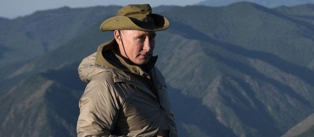 プーチン大統領の夏休み2018_11