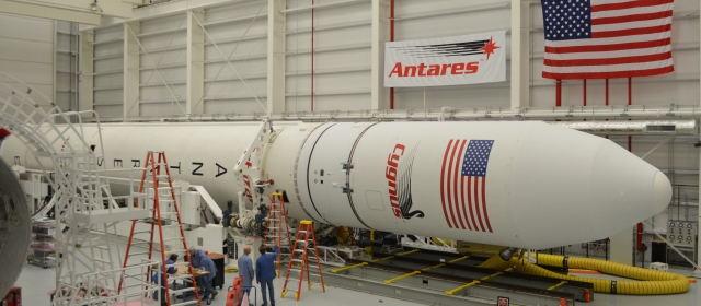 アンタレスロケット