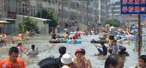 中国で発生した台風11号の被害_1