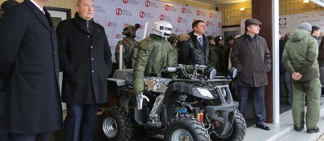 ロシアの戦闘ロボット_1