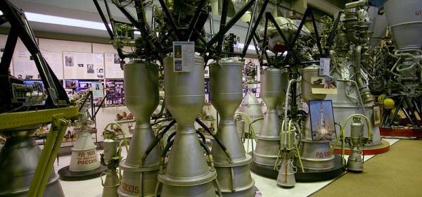 ロシアのロケットエンジン